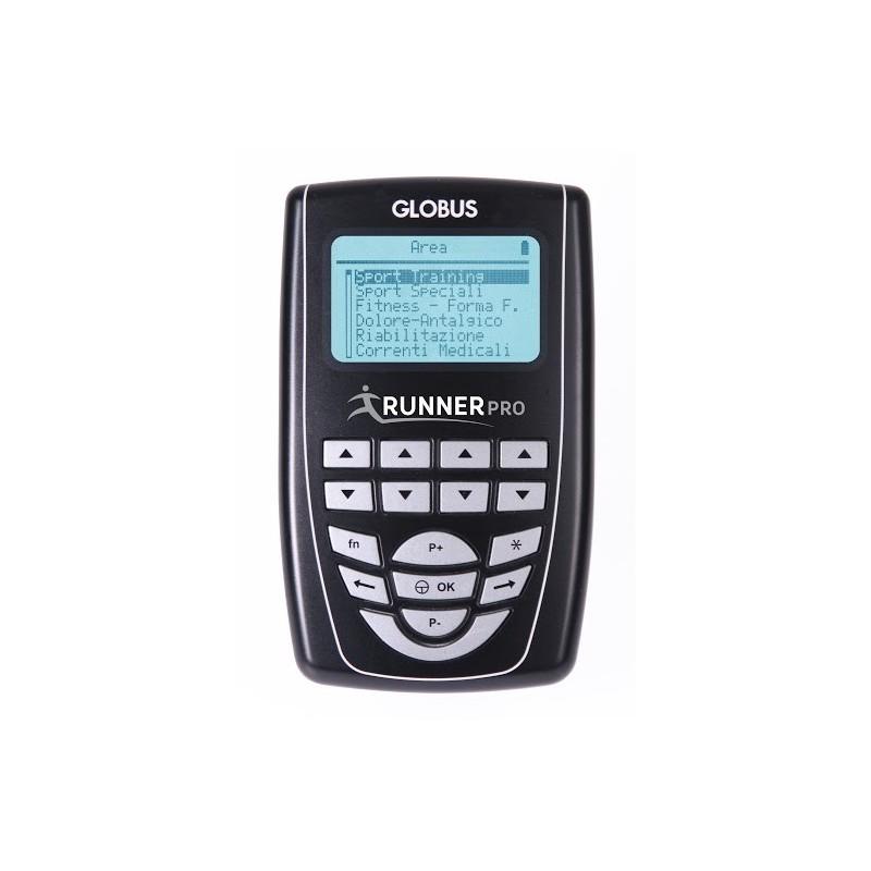 GLOBUS elettrostimolatore Runner Pro