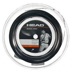 HEAD Sonic Pro 1.30 (black) Matassa di corde da tennis
