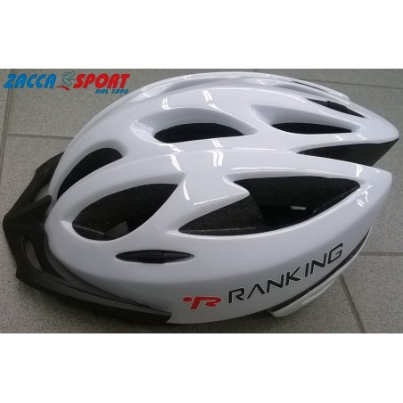 RANKING casco bike M71HALLA white