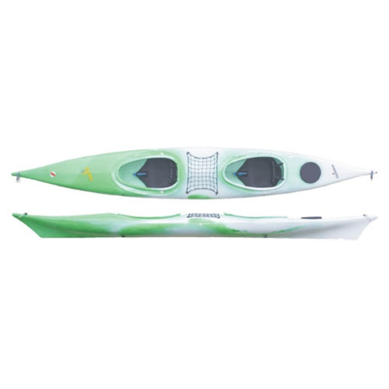 Kayak Oasis Twin Expedition con timone R