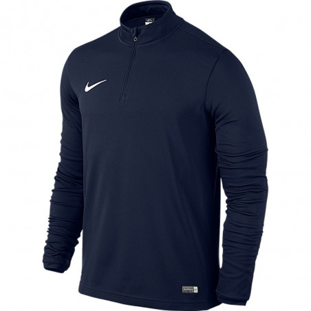 NIKE pile Academy16 Midlayer Top obsidn/white