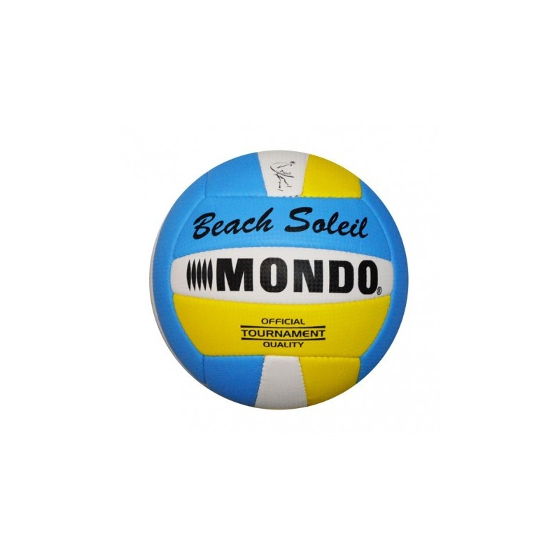 MONDO pallone da Beach Volley giallo/blu
