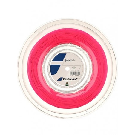 BABOLAT Synthetic Gut FUCSIA 1.30