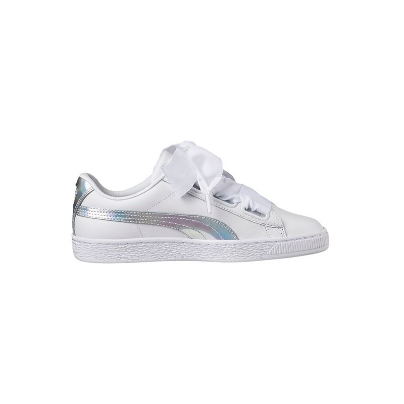 PUMA Basket Heart Explosive Women's Trainers white