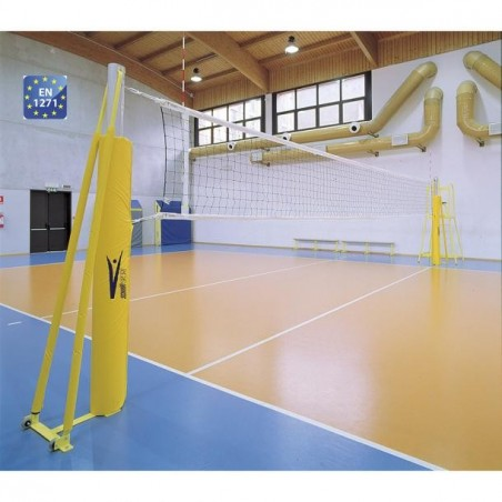 SCHIAVI impianto volley trasportabile