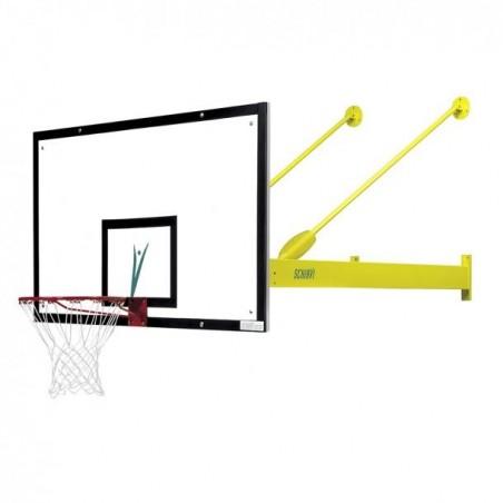 SCHIAVI impianto basket fisso a parete