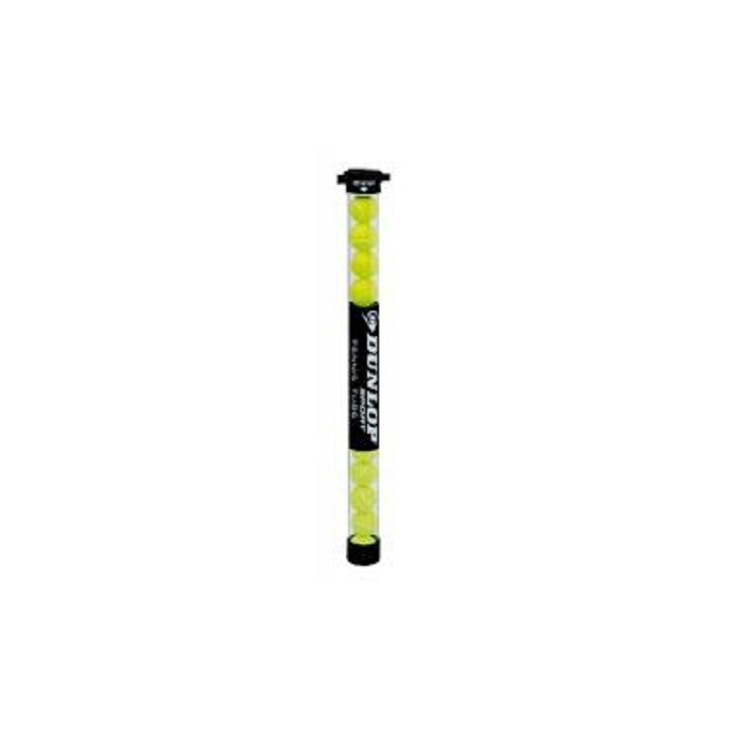 DUNLOP tennis ball tube