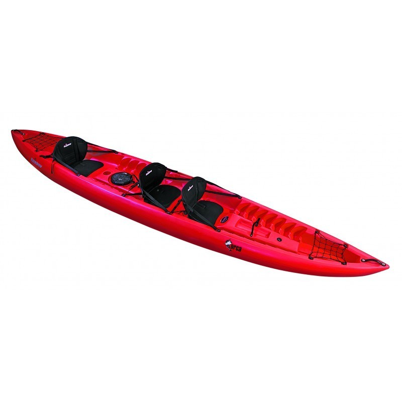 Kayak Orca Expedition Rainbow