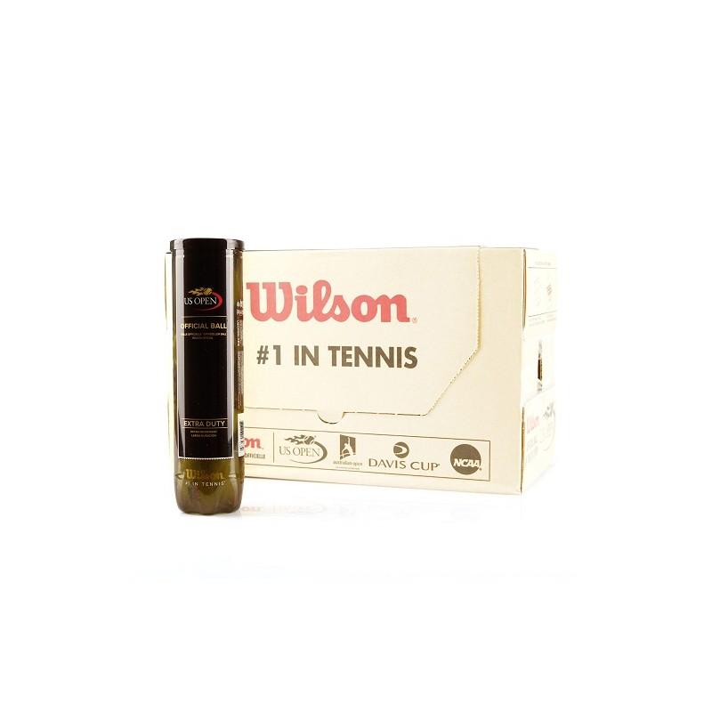 WILSON US Open 18 tubi/4 palle
