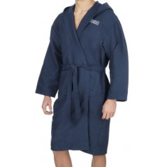 ARENA accappatoio Zeal Navy-White