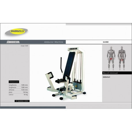 adductor machine