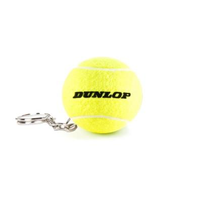 DUNLOP portachiavi gadget pallina da Tennis