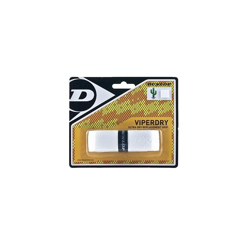 Dunlop Viperdry Grip - White