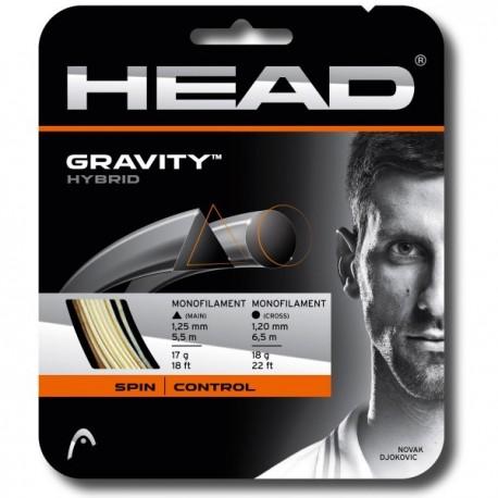 Head gravity Set 12 metri White