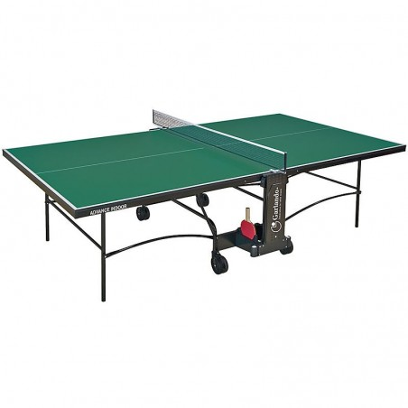 Tavolo Ping Pong Advance Indoor Verde