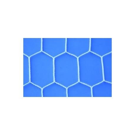 LA RETE coppia rete da Calcetto Nylon 3x2