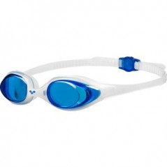 ARENA Occhialini Spider Blue-Clear-Clear