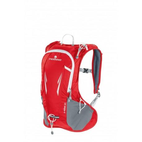 FERRINO Zainetto X-RIde 10 LT rosso