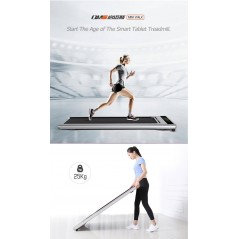 TREADMILL ELETTRICO SMART FIRST TRAINING