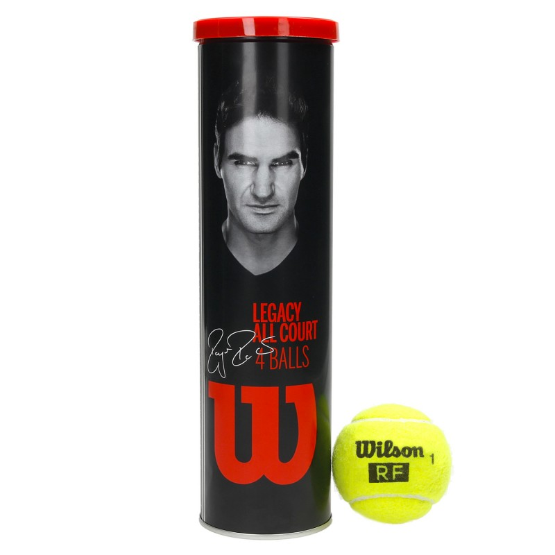 WILSON RF Legacy tubo 4 palline