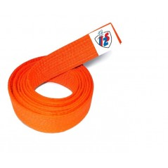 ZS Cintura Karate arancio
