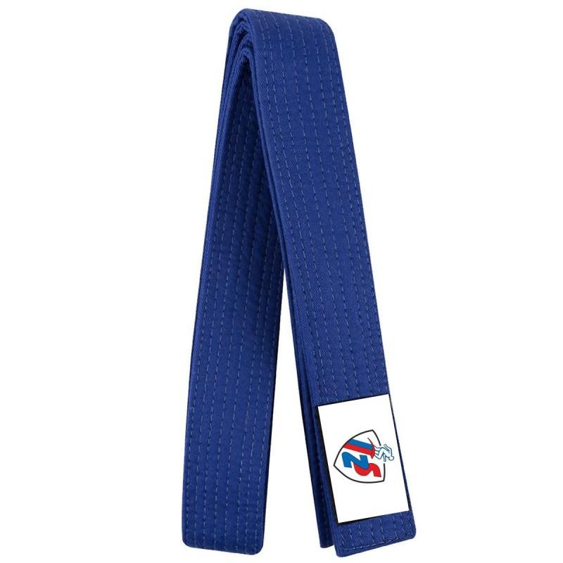 ZS Cintura Karate blu