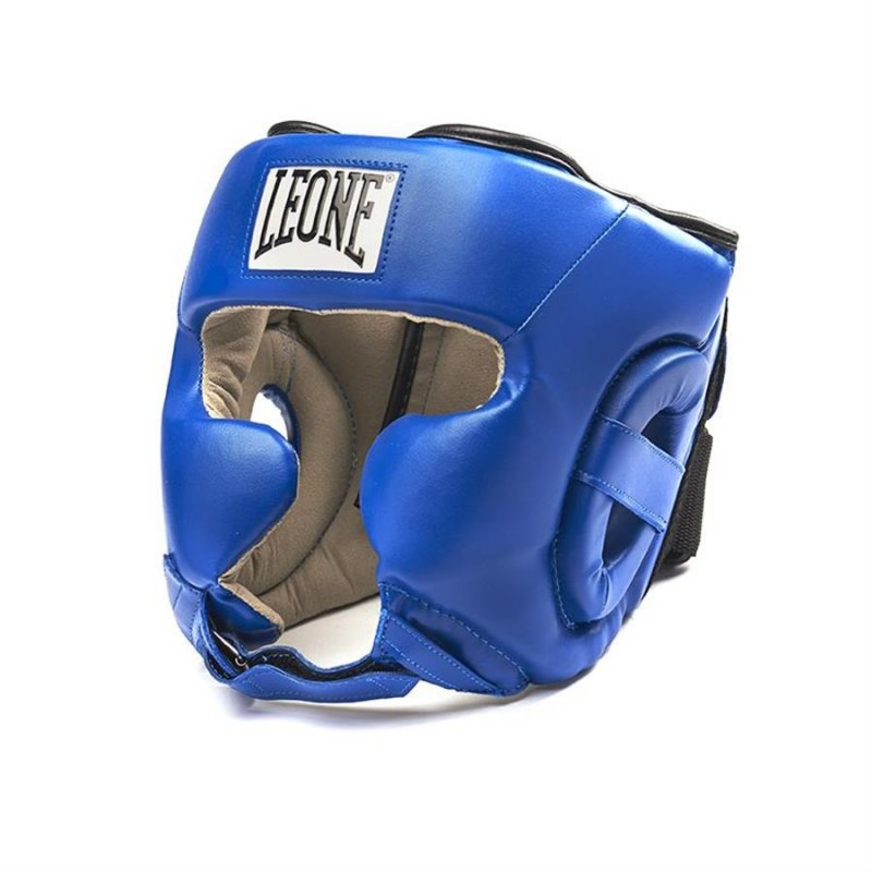 LEONE Casco Training Blu
