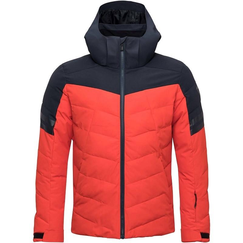 ROSSIGNOL Rapide Jacket Crimson