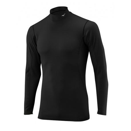 MIZUNO maglia termica Mid Weight Black