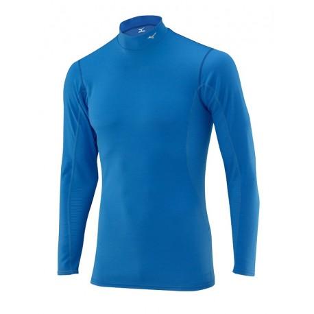 MIZUNO maglia termica Mid Weight Blue