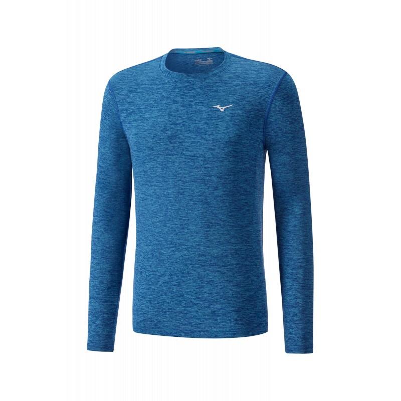 MIZUNO maglia Impulse Core Blue