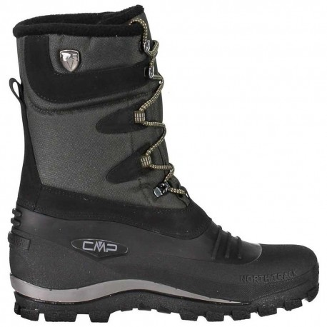 CMP Boots Nietos Snow Black