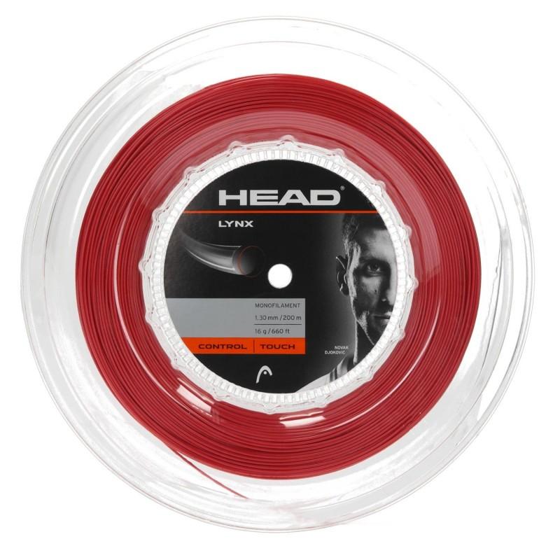 HEAD Lynx 1.30 (Rossa) matassa di corde da tennis