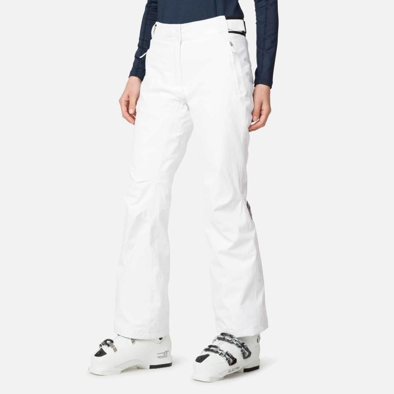 ROSSIGNOL Pantaloni donna Ski Bianchi