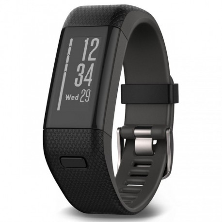 GARMIN VIVOSMART HR + GPS WW BLACK