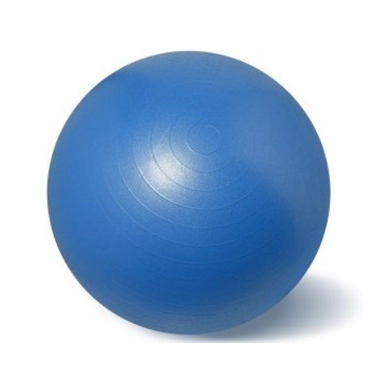 FIT BALL 65CM.+POMPA PROFESSIONALE ANTISCOPPIO