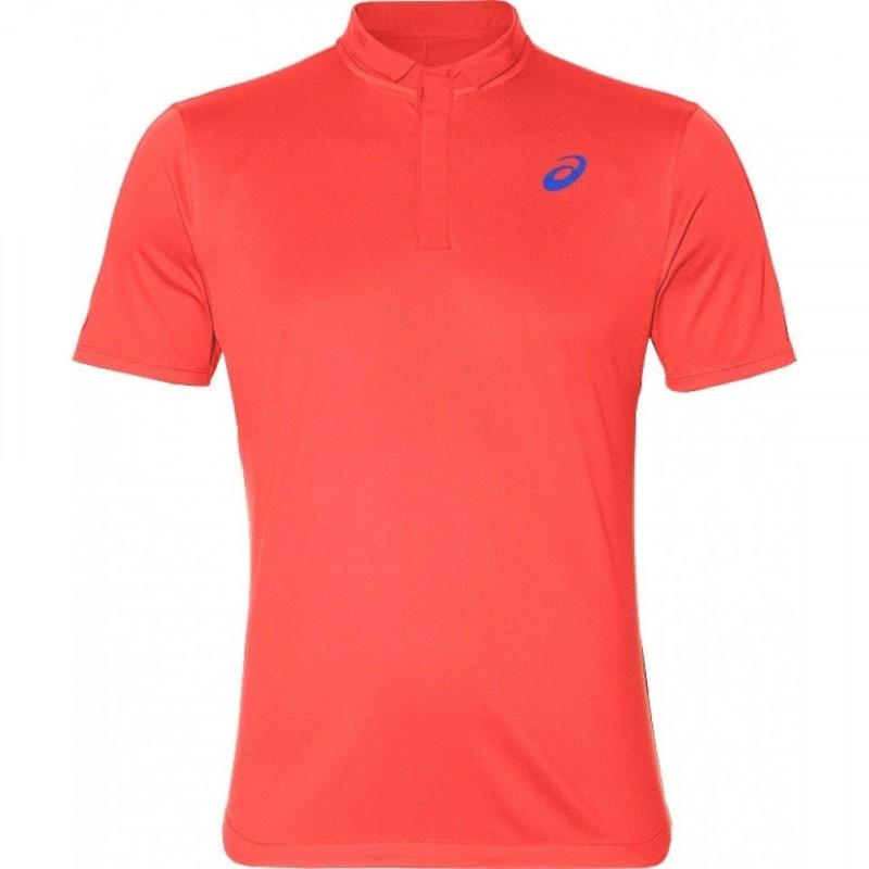 ASICS Polo Tennis Club Rossa