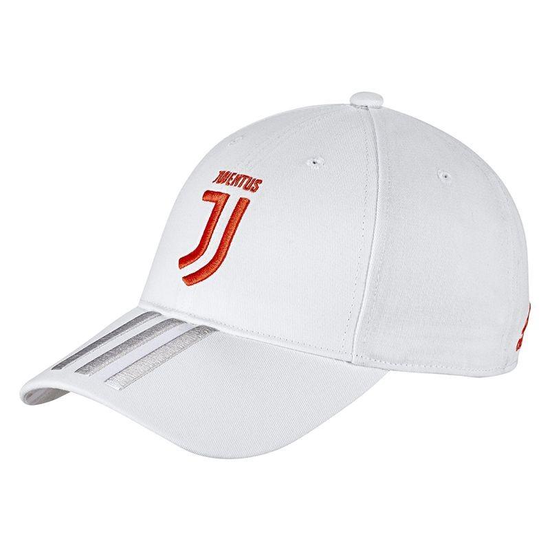 ADIDAS Cappellino Juventus Bianco