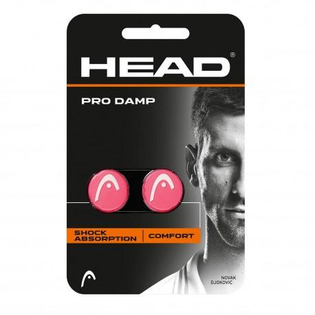 HEAD Pro Damp Pink/White