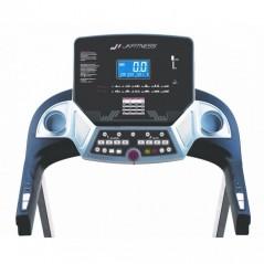 JKFitness Tapis Roulant Motorizzato JK Fitness Genius 126 + Fascia Cardio Inclusa