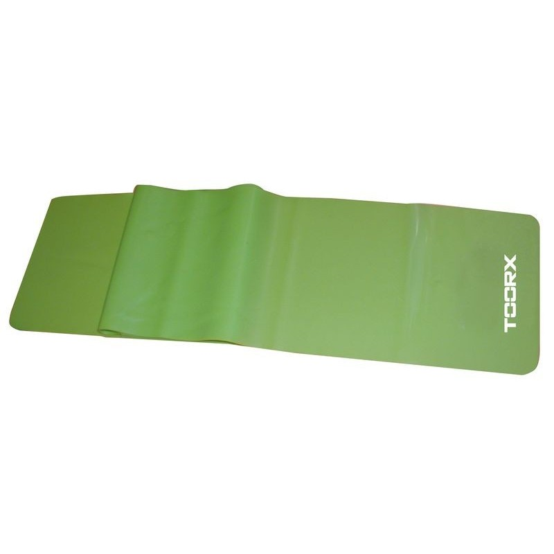 TOORX Fascia elastica Media Verde