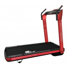 JK FITNESS Tapis Roulant SUPERCOMPACT SC48 RED -PRONTA CONSEGNA-