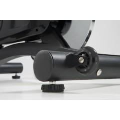 Spin Bike Toorx SRX 85 con trasmissione a cinghia e ricevitore cardio integrato e fascia inclusa-IN ARRIVO SETTEMBRE 2020-
