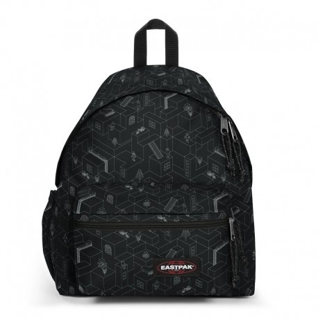 EASTPAK Padded Zippl'r + Blocks Black