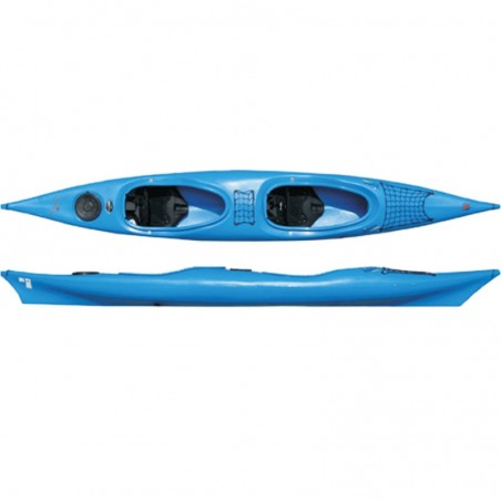 Kayak Oasis Twin Max Expedition Rainbow