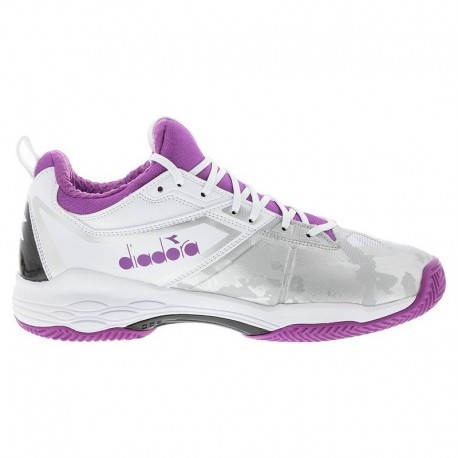 DIADORA Speed Blushield Fly 2 + Clay Donna