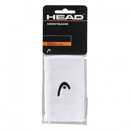HEAD Polsini Logo 5IN Bianchi