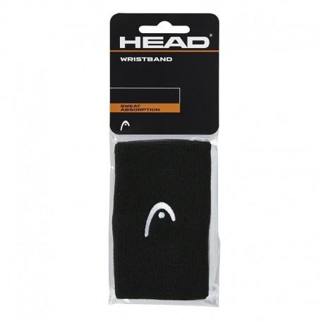 HEAD Polsini Logo 5IN Neri