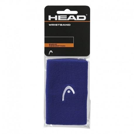 HEAD Polsini Logo 5IN Blu