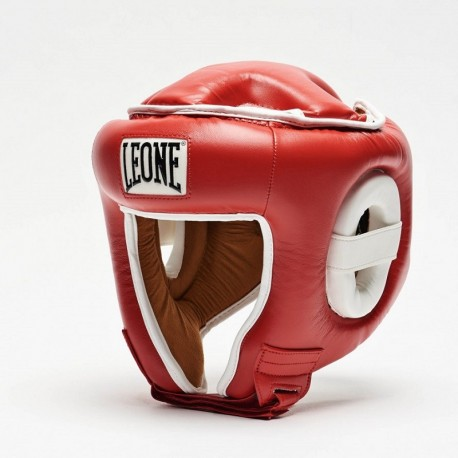 LEONE Casco Combat Rosso